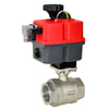 Electric Actuated Stainless Ball Valves - Multi-Voltage
