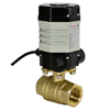 Electric Actuated Brass Ball Valves - Compact