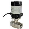 Electric Actuated Stainless Ball Valves - Compact