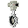 Electric Actuated Butterfly Valves Lug Style - On/Off