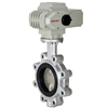 Electric Actuated Butterfly Valves Lug Style - Positioner